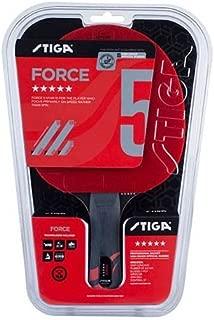 STIGA Force Table Tennis Paddle