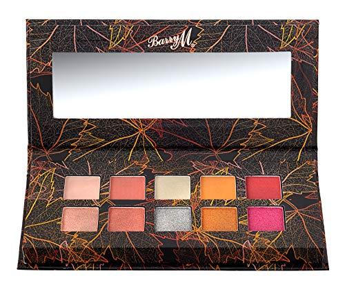 Barry M Cosmetics, palette di ombretti, Fall in love 2