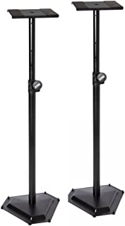 heavy duty studio monitor stands