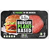 burger vegano proteine pisello