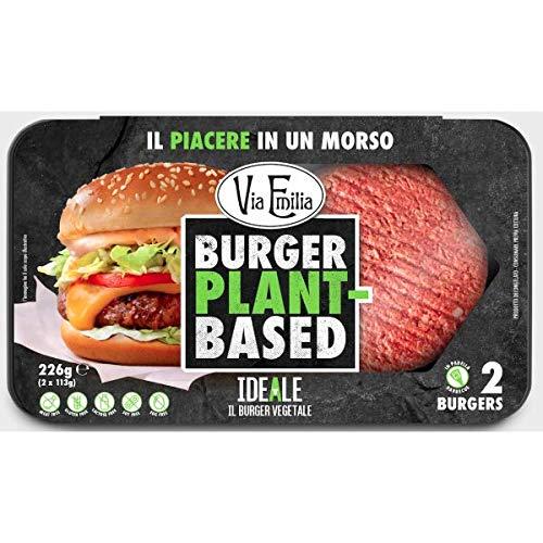 Burger Vegan 226g Con Proteine Di Pisello