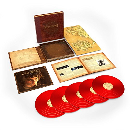 The Lord of the Rings:the Fellowship Oh the Ring [Vinyl LP]