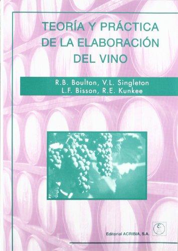 Teoría y práctica de la elaboración del vino