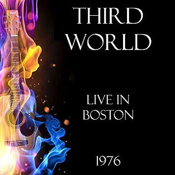 Live in Boston 1976 (Live)