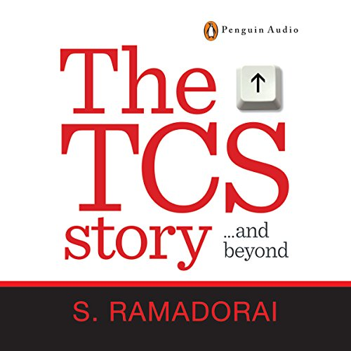 The TCS Story audiobook cover art