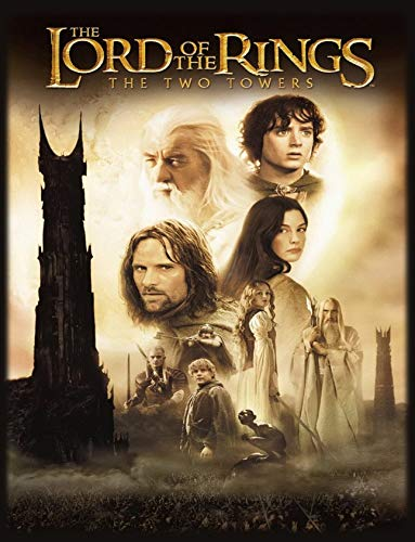 Lord of the Rings: The Two Towers: movie script (English Edition)