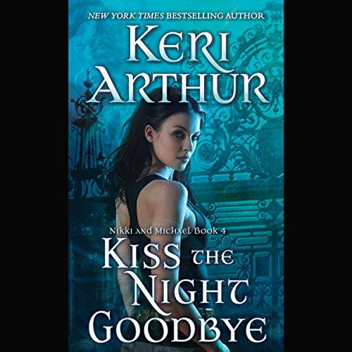 Kiss the Night Goodbye audiobook cover art