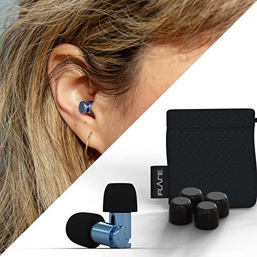 Flare Audio® - Isolate® MiNi Denim Blau Ohrschutz Gehörschutzstöpsel