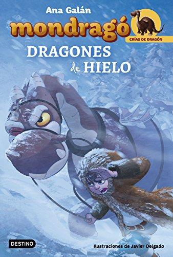 Mondragó. Dragones de hielo: Ilustraciones de Javier Delgado