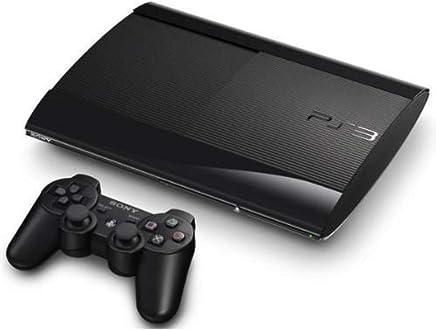 Sony PlayStation 3 250GB Console - Black (Renewed)