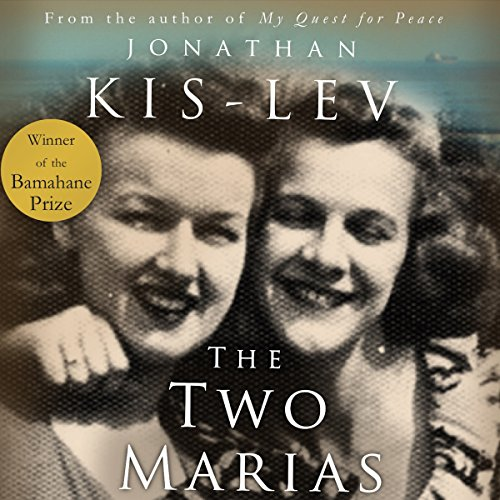 The Two Marias audiobook cover art