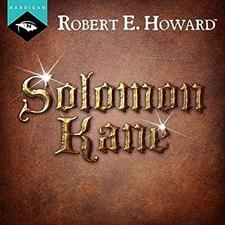 Couverture de Solomon Kane