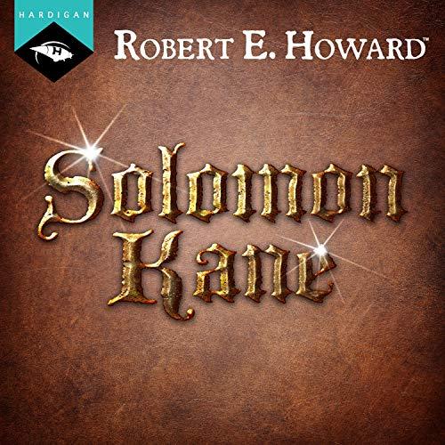 Solomon Kane cover art