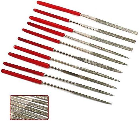 Join Ware 10Pcs Mini Diamond Coated Needle File Set Multifunction Diy tool For polishing Grinding product image
