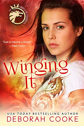 Winging It (The Dragon Diaries Book 2) (English Edition)