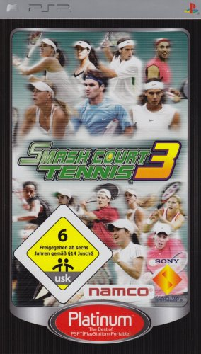 Smash Court Tennis 3 [Platinum]