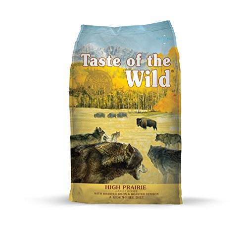 Taste of the Wild Grain Free High Protein Real Meat Recipe High...