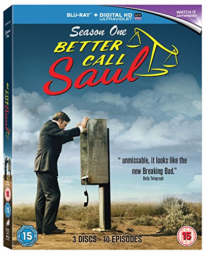 Better_Call_Saul_(TV_Series) [Reino Unido] [Blu-ray]