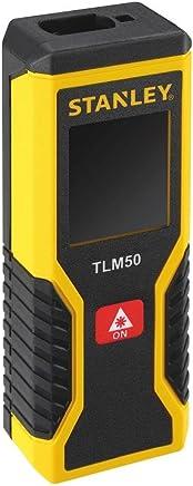 Stanley STHT77409, Medidor a Laser, Amarelo/Preto, 15m