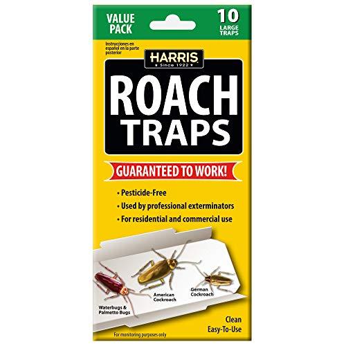 HARRIS Roach Glue Traps