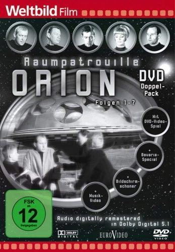 Raumpatrouille Orion Folgen 1-7 (Weltbild Film)