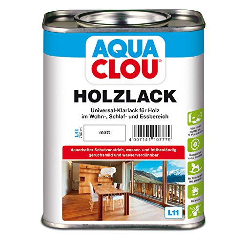 Holzlack L11 matt 0,750 L