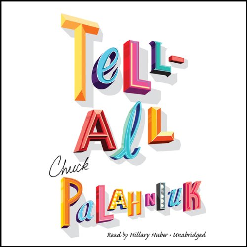 Tell-All audiobook cover art