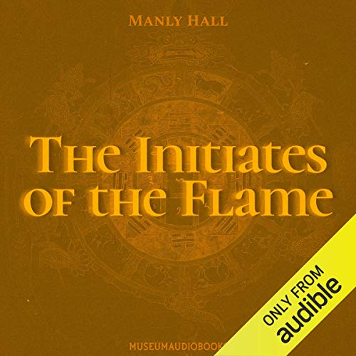 The Initiates of the Flame  By  cover art