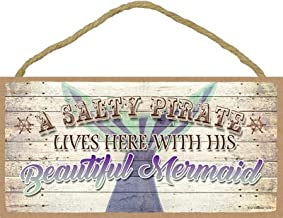 SJT ENTERPRISES, INC. A Salty Pirate and his Beautiful Mermaid Live here 5