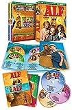 ALF Serie Completa Temporadas 1-4 (16 DVDs ) Edicion Especial Digipack + Postales 1986