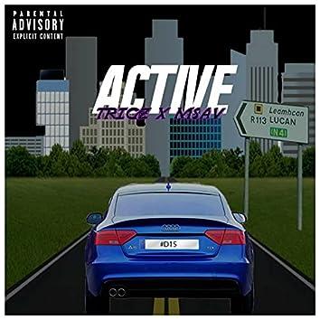 Active (feat. Msav)