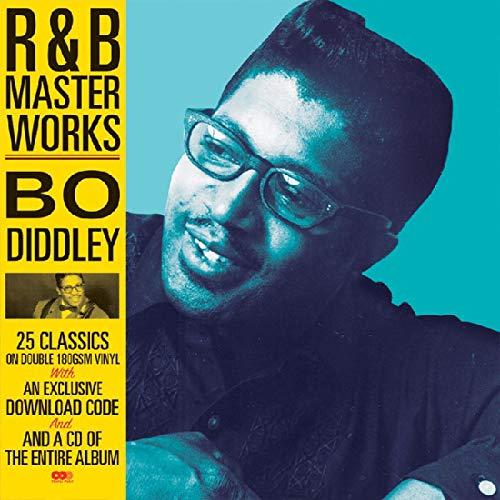 R&B Master Works Bo Diddley Dlp Gatefold