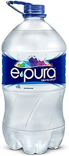 Epura, Agua Natural sin Sodio en Bidón de PET de 5 Litros