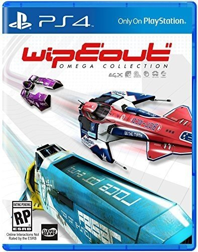 Wipeout Omega Collection (輸入版:北米) - PS4