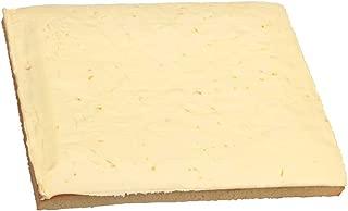 Sara Lee Iced Orange Sheet Cake, 12 x 16 inch -- 4 per case.