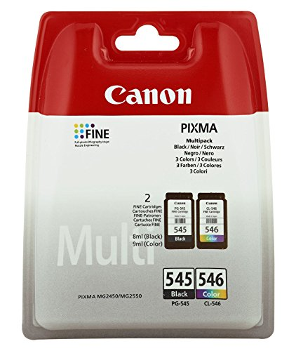 Canon PG-545 / CL-546 Multipack