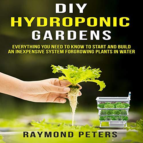 DIY Hydroponic Gardens cover art
