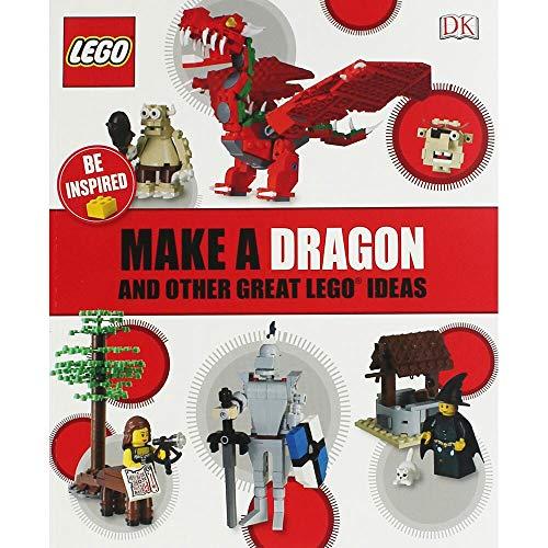 Haz un dragón y otras grandes ideas de Lego