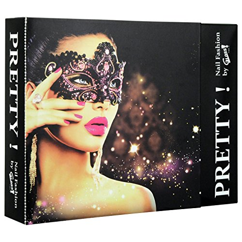 Gloss! Make-up-Set - Pretty, Nail Fashion, 1er Pack (1 x 7 Stück) Geschenk-Box - Make-up Kit
