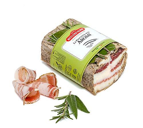 Macelleria Falorni Pancetta mit Kräutern ca. 420 gr