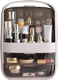 Portable Makeup Organizer - NorthMars Cosmetic Travel Kit Toiletry Bag for Make Up Storage Household Storage Travel Carria...