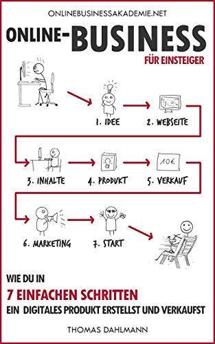 Online-Business für Einsteiger: Wie du in 7 einfachen Schritten ein digitales...