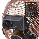 Immagine 1 brandson 5641364114641 ventilatore da tavolo