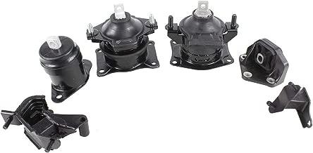 DNJ MMK1015 Complete Engine Motor & Transmission Mount kit for 2003-2007 / Honda/Accord / V6 / SOHC / 3.0L