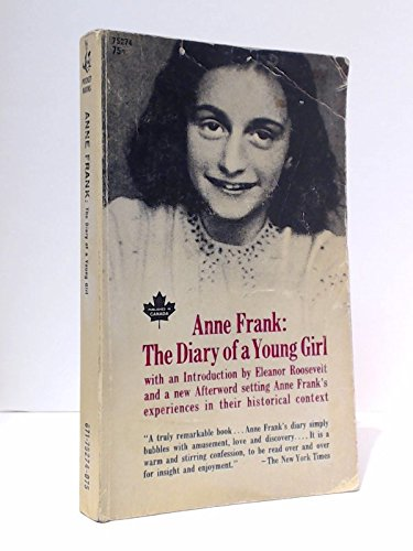 Anne Frank: The Diary of a Young Girl B00UNSK43W Book Cover