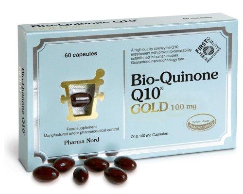 Bio-Quinone Q10 Gold 100mg 60 Capsules