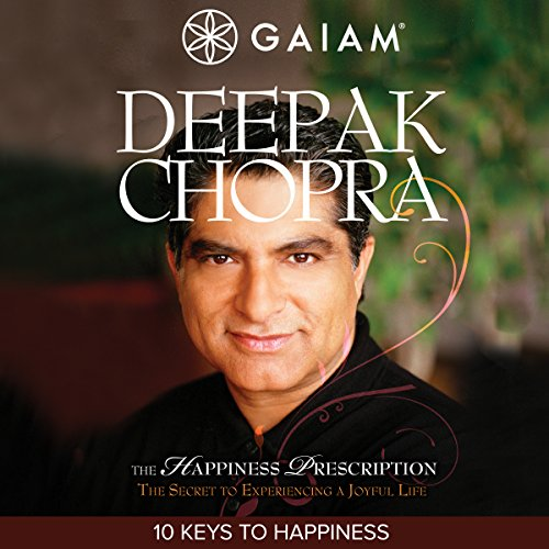 10 Keys to Happiness audiobook cover art