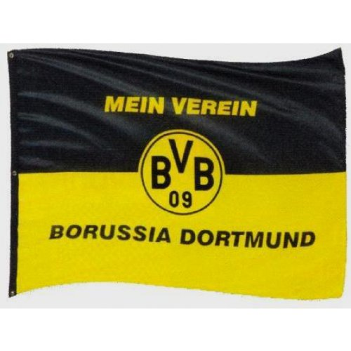 """Hissfahne \""""Mein Verein\"""" 150x200cm"""