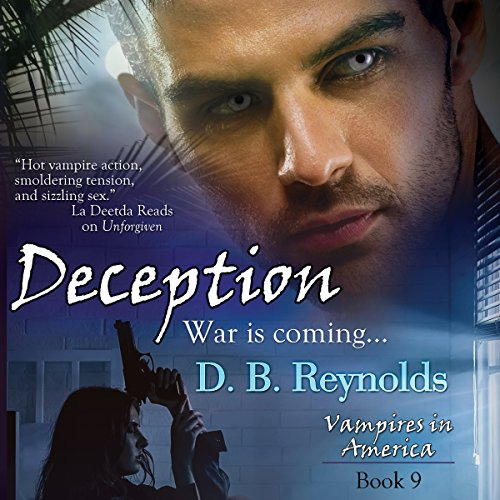 Deception Audiobook By D. B. Reynolds cover art