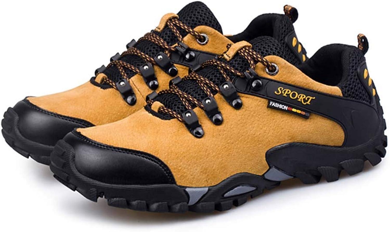 Giles Jones män Treking skor Andningsbart Andningsbart Andningsbart chockerande Mountainer utomhus Hiking skor  kommer att göra dig nöjd
